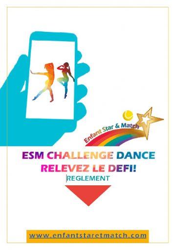 Téléchargez le règlement Challenge Dance, Enfant Star et Match