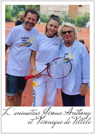 Sourire Gagnant avec Jérome Anthony et Véronique de Villèle